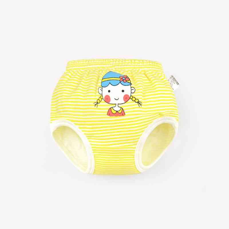 Baby Underwear Panties- Infant Cute Cartoon Dots & Striped Shorts