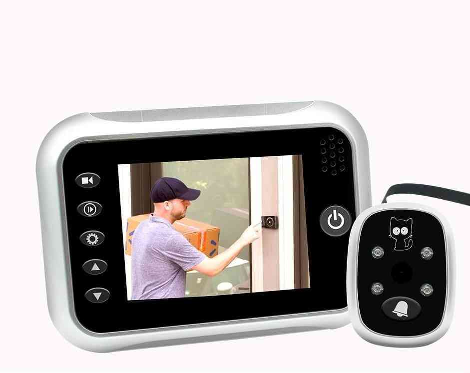 Electronic Door Bell With 3.5
