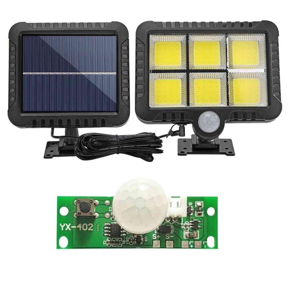 3.7v Solar Light Sensor Control Module, Infrared Lamp Panel Circuit Board