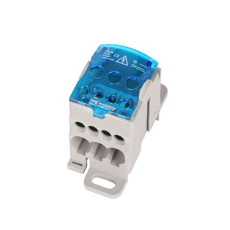 Din Rail Terminal Blocks, Universal Electric Wire Connector