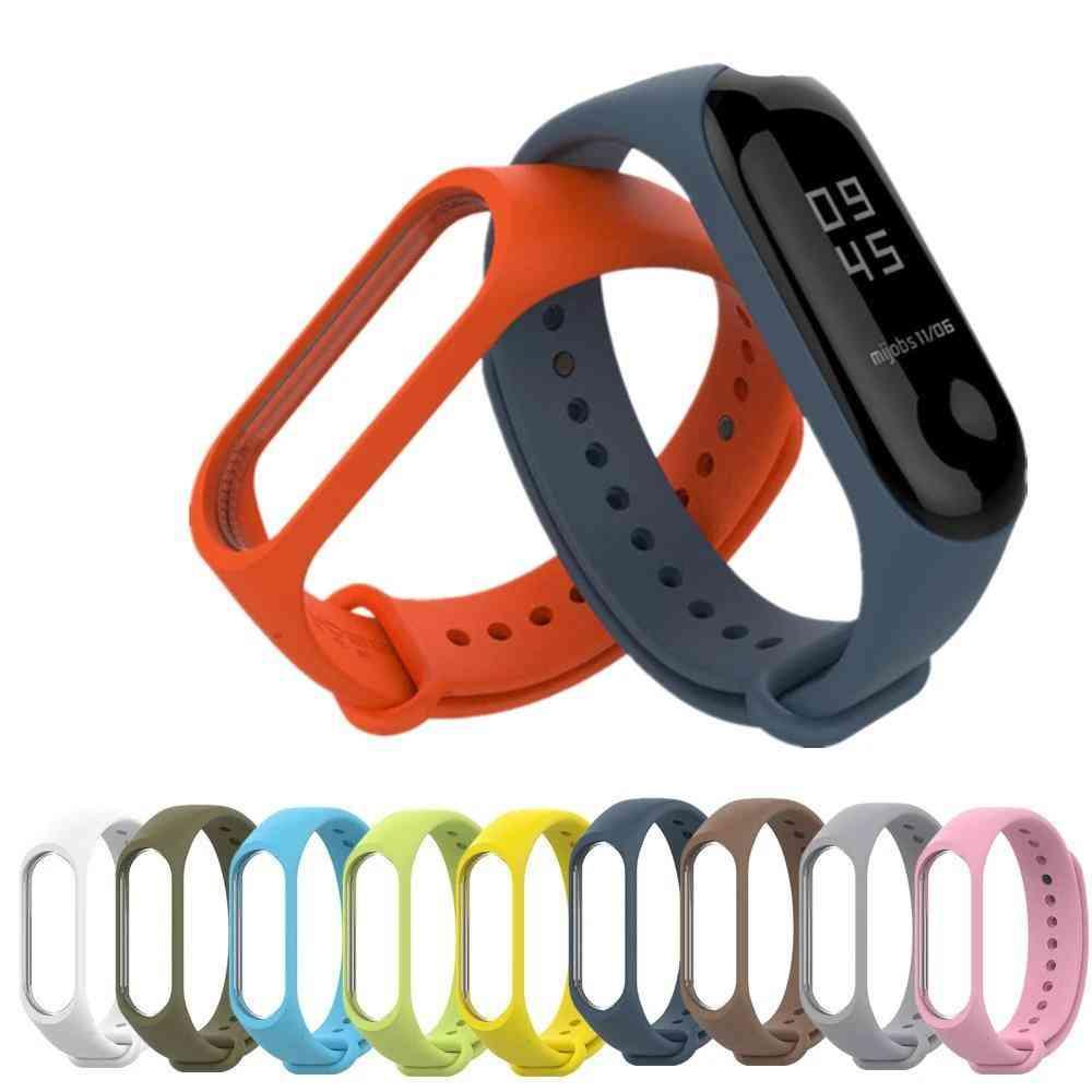 Bracelet For Xiaomi Mi Band 5 / 4 / 3 Sport Strap Watch