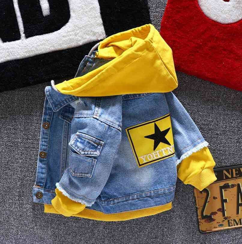 Boy Girl Denim Jackets, Jeans Coat Outerwear Clothing