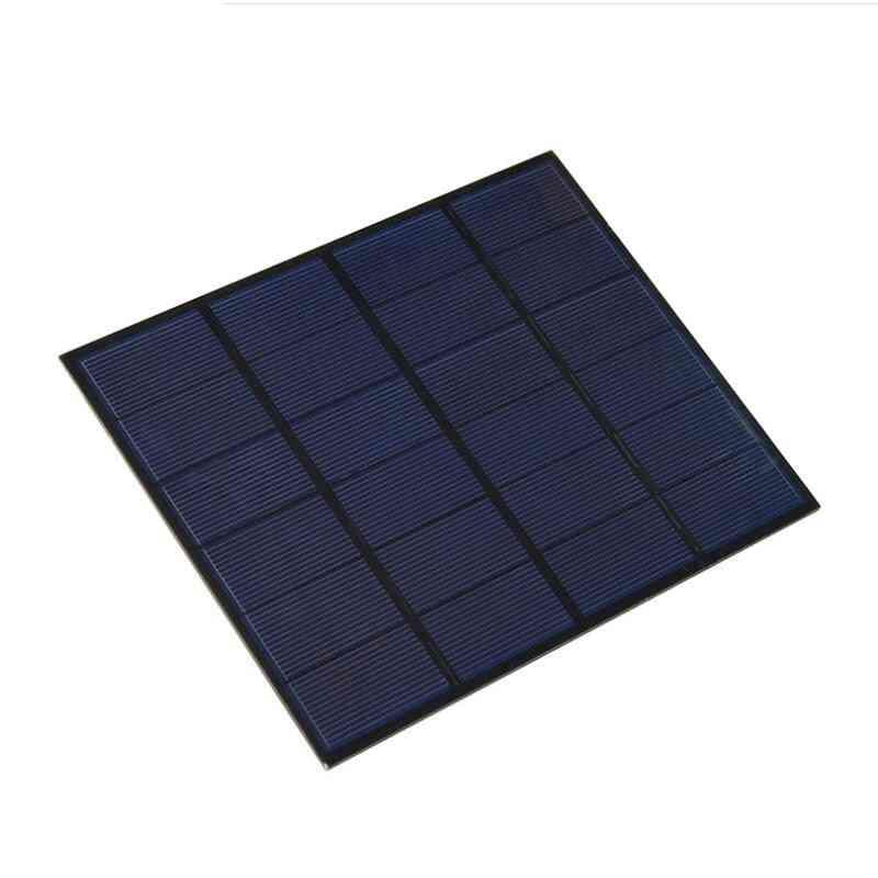 3.5w 6v 580ma Monocrystalline Silicon Epoxy, Mini Solar Panel