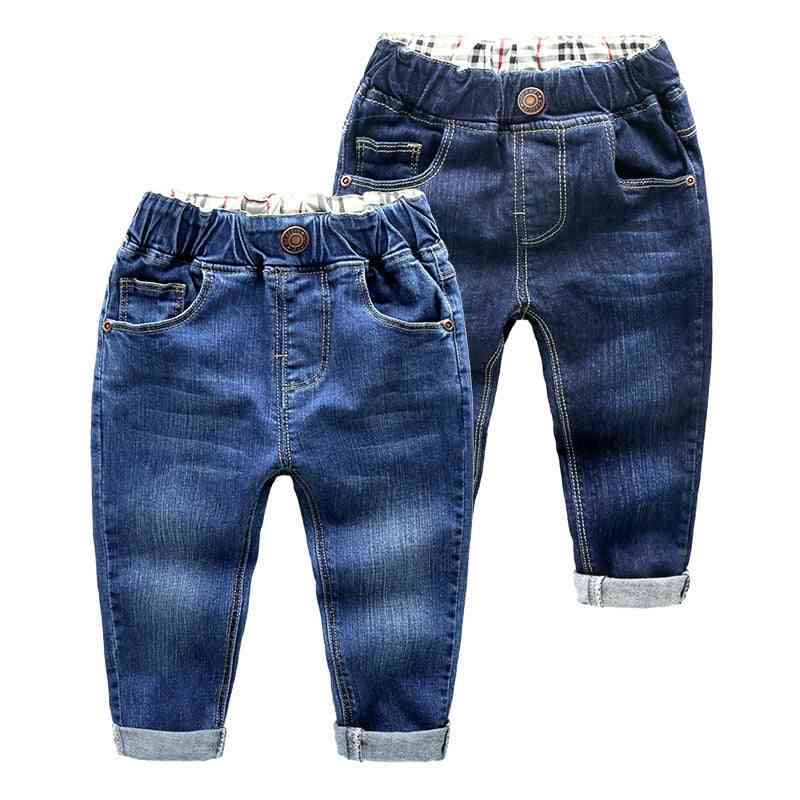 Baby Boy Jeans Clothes, Spring And Autumn Casual Trousers