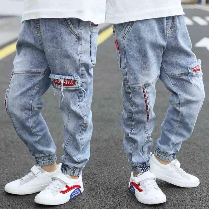 Soft Cotton Casual Jeans Pants