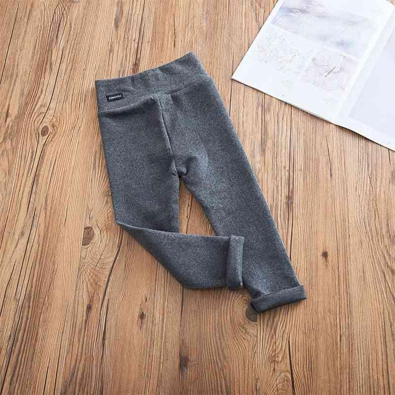 Girls Pants, Elastic Trousers - Autumn Clothes