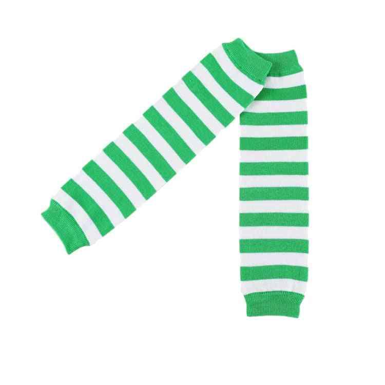 Casual Leggings Leg Warmers, Baby Arrival Winter Set