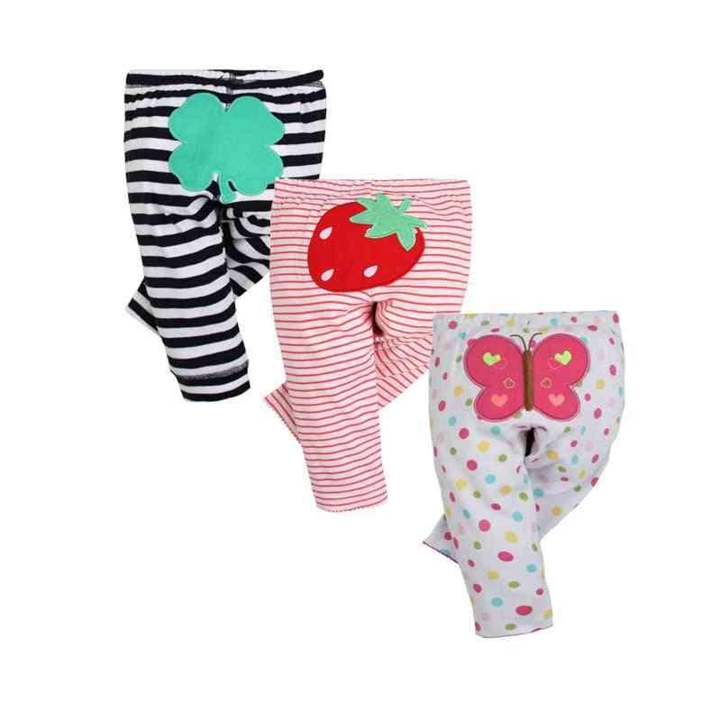 Fashion Baby Pants, Cotton Spring & Autumn Newborn Leggings