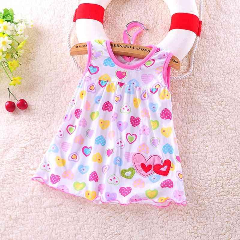 Baby Girl Cotton Mini Princess Cute Dress