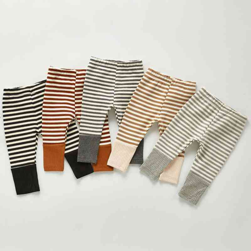 Girls Leggings, Cotton Trousers, Autumn Clothing Infant Casual