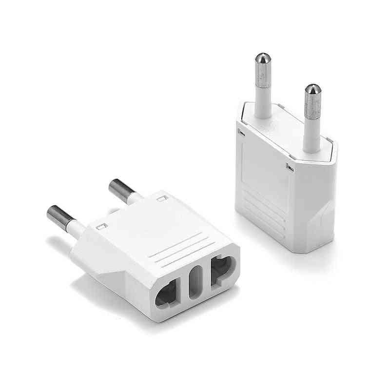 Eu Kr 2 Pin Plug Adapter-125v/250v 6a