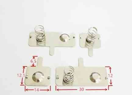 5th Battery Shrapnel Aa Spring Toy, Remote Control Contact
