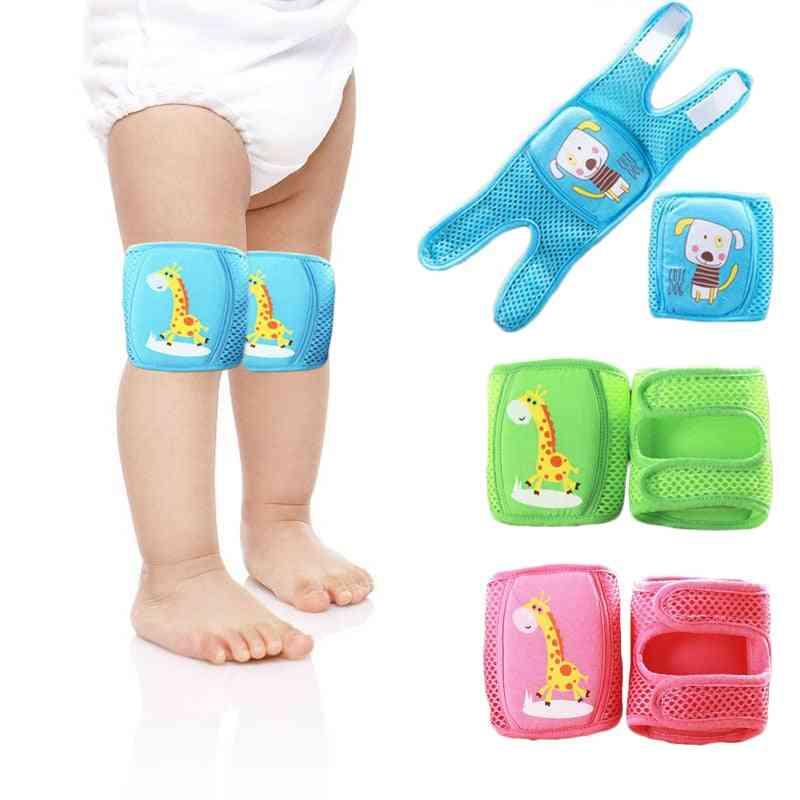 Baby Kids Toddler Kneepad For Walking, Protection Leg Warmers