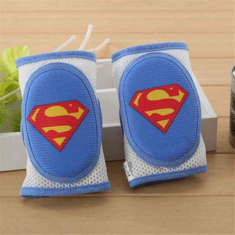 Baby Shatter Resistant Breathable Crawling Wear Knee Pads