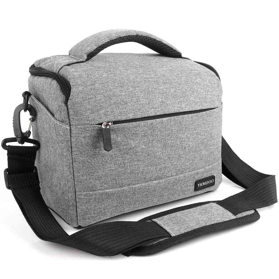 Waterproof Camera Bag With Shoulder Starp For Canon/ Nikon/ Sony Dslr