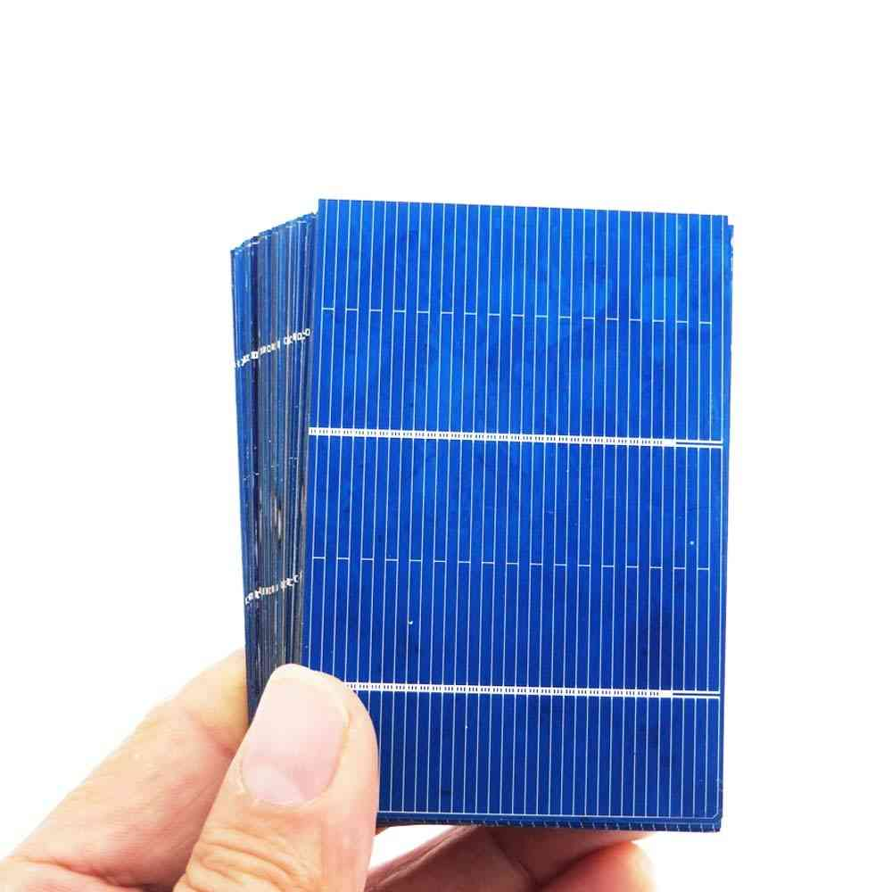 Solar Cells Polycrystalline Photovoltaic Battery Charger Module Panel