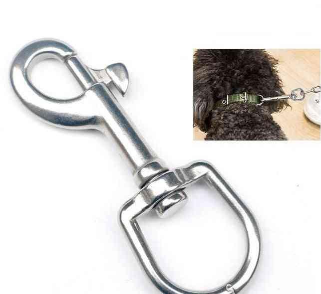 Swivel Eye Bolt Snap Hooks, Stainless Steel Quick Link