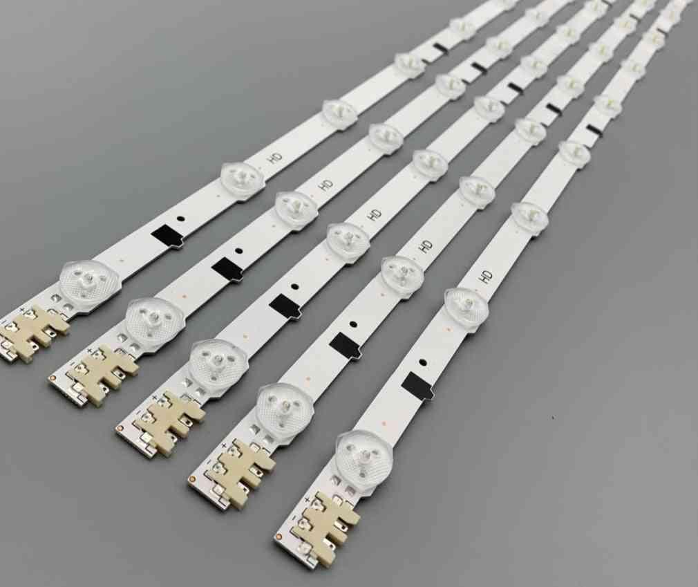 650mm D2ge-320sc0-r3 9 Led Strip