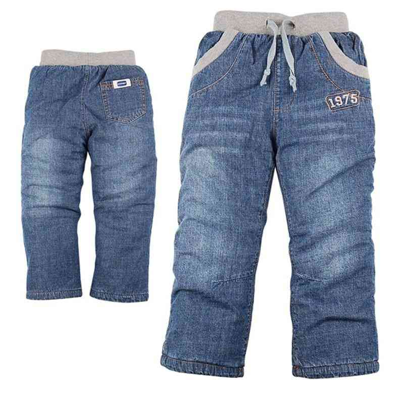 Thick Winter Warm Trousers For Children