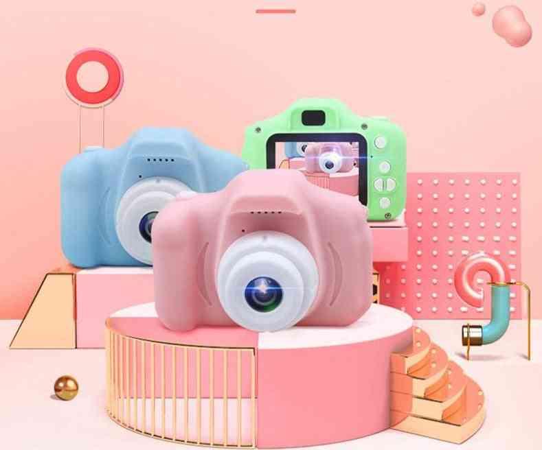 13000w Pixels,  2 Inch Hd Screen Digital Mini Camera For Kids