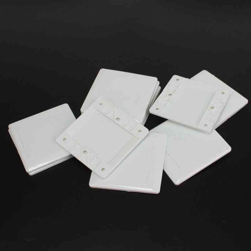 Electric Wall Switch Socket Blank Cover