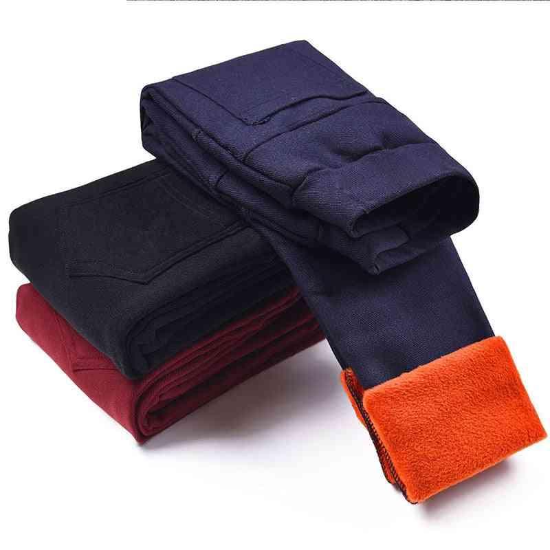 Kids Pants For, Leggings Candy Color Warm Long Pant