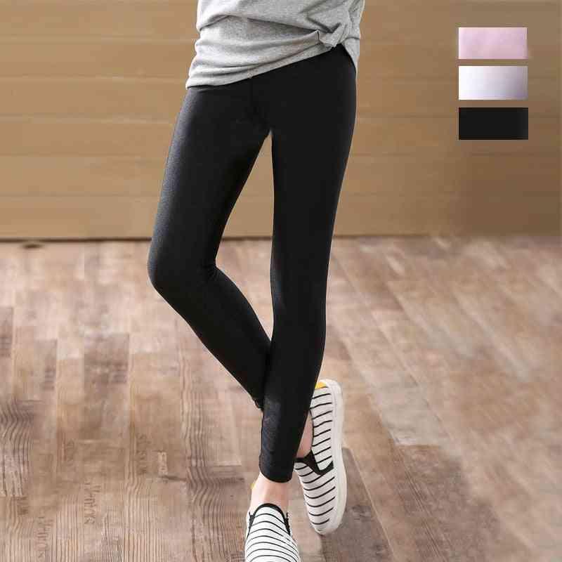 Bottoms, Skinny Shiny Long Leggings Trousers For
