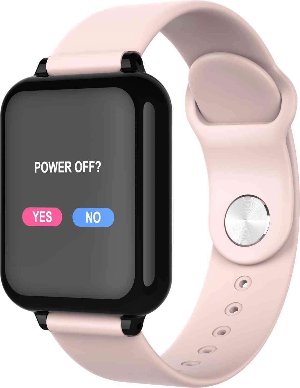 B57 Waterproof Heart Rate Monitor Blood Pressure Sport Women & Men Smartwatch
