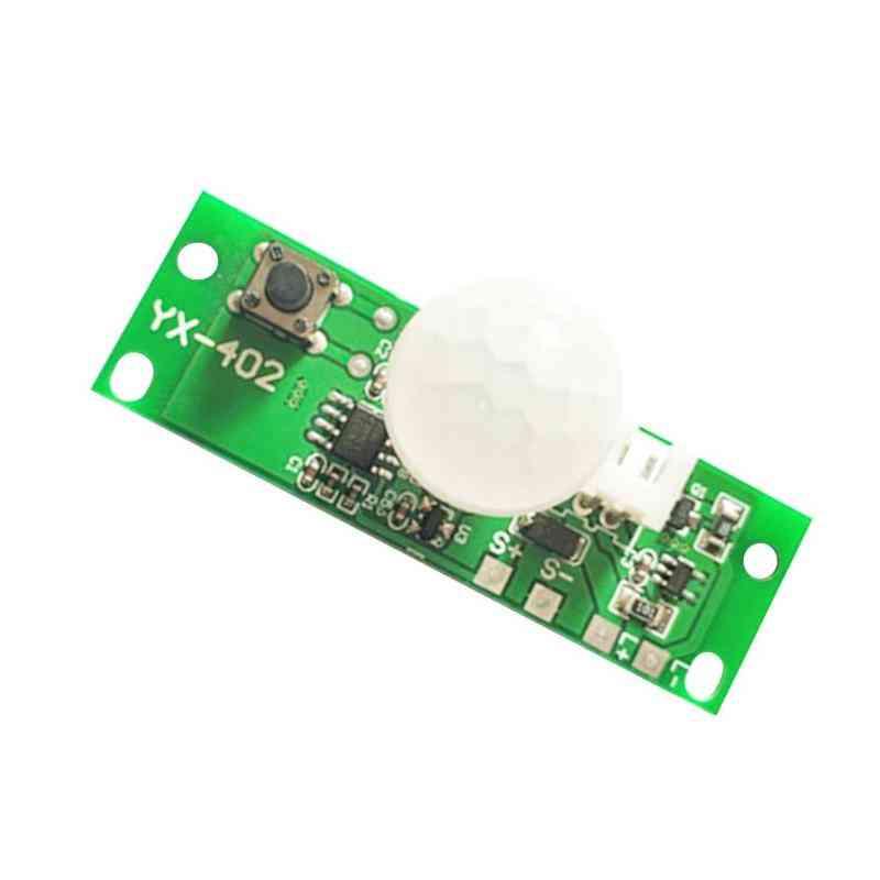 3.7v Automatic Solar Charging Circuit Board, Night Light Control Sensor Module