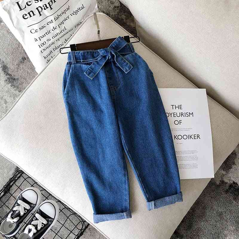 Spring & Autumn Sports Jeans Pant, Casual Denim Trousers For