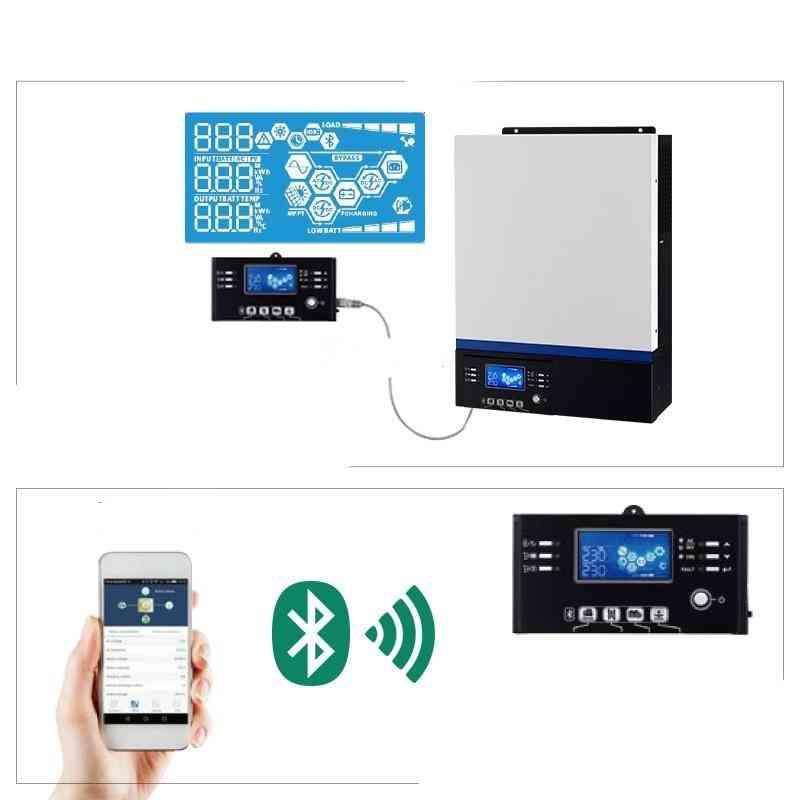 5000w Solar Inverter, 500vdc 80a Mppt 48v/220v Off Grid Inverters