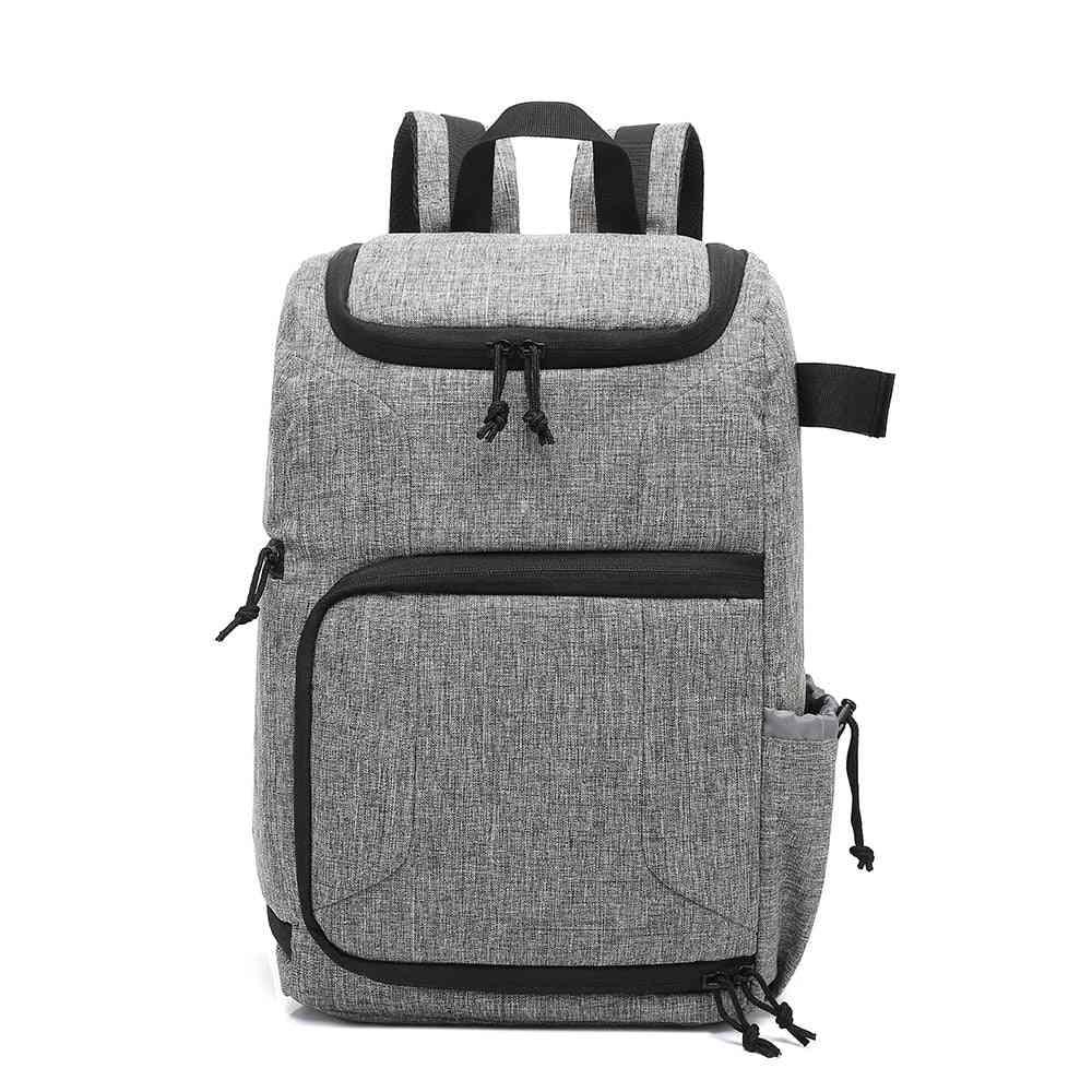 Multi-functional Waterproof Large-capacity Portable Travel Camera Backpack