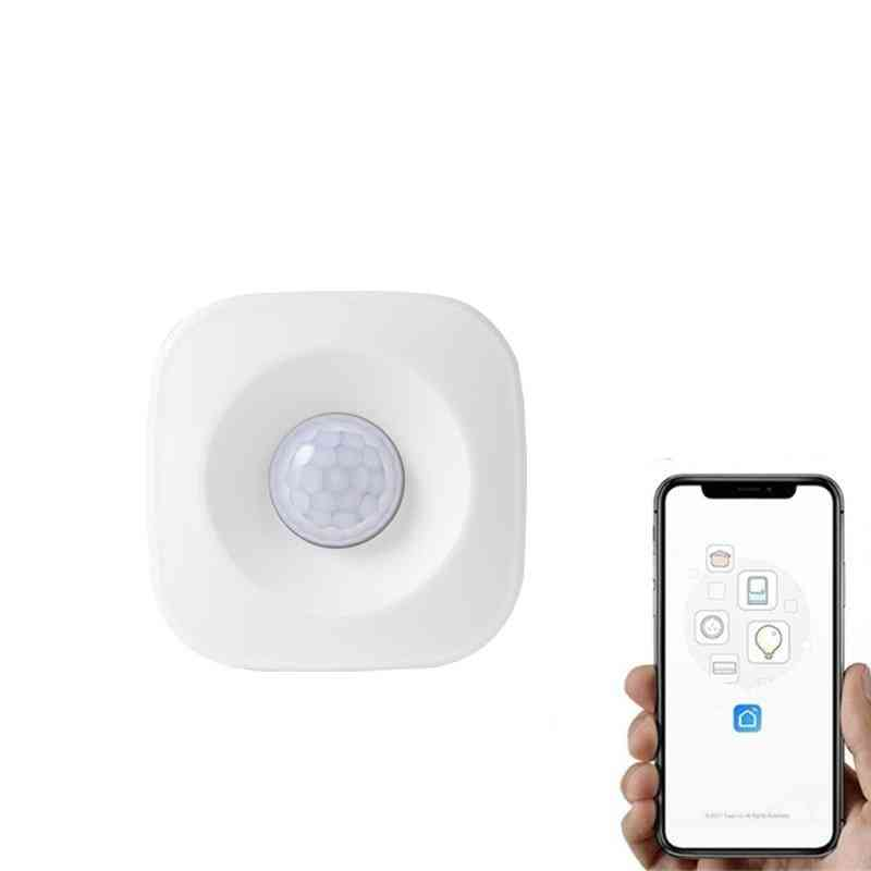 Smart Home Security Alert System, Pir Motion Sensor Burglar Alarm