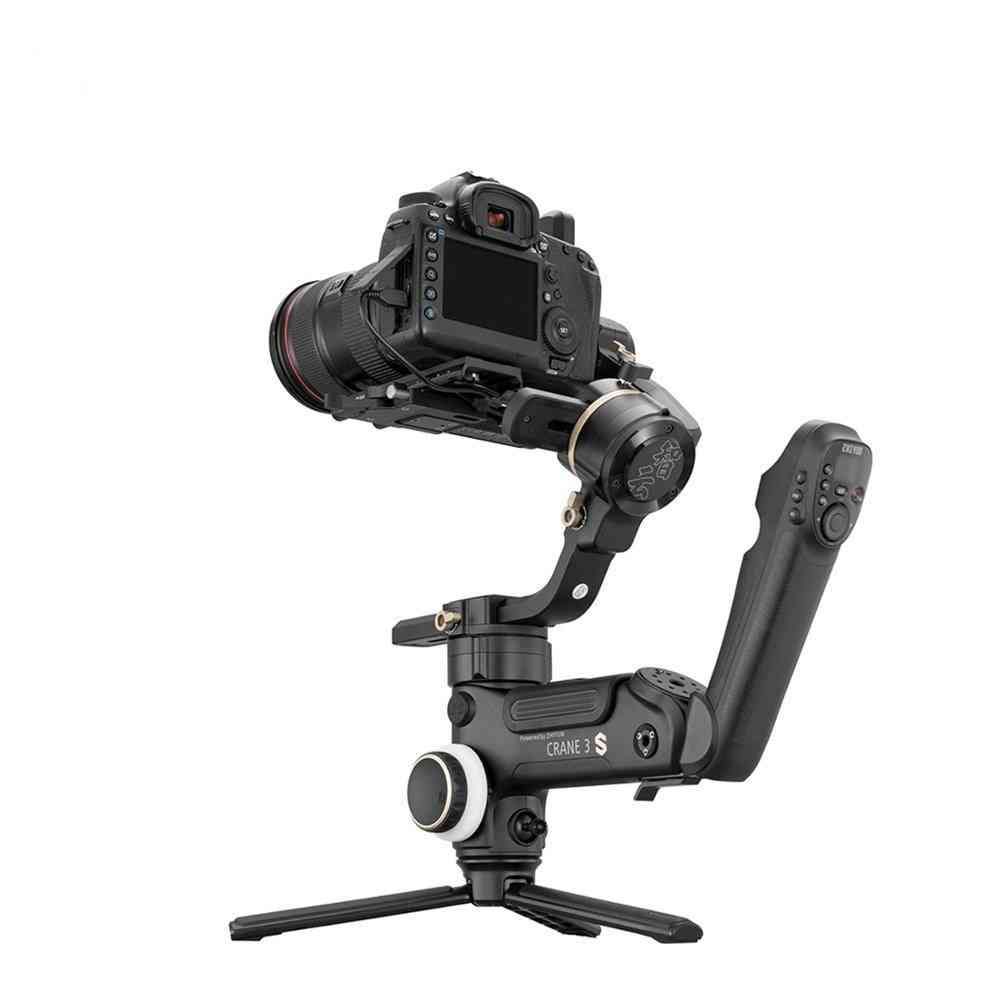 Crane With 3-axis, Gimbal Handheld Stabilizer, Support 6.5kg For Camera