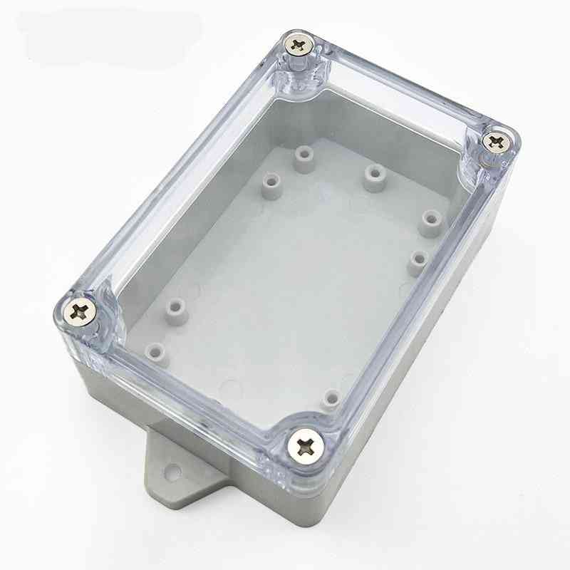 100mm X 68mm X 40mm Clear Cover Sealed, Ip65  Wire Box
