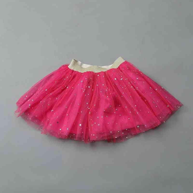 Baby Girl Tutu Skirt, Princess Clothes- Outfits