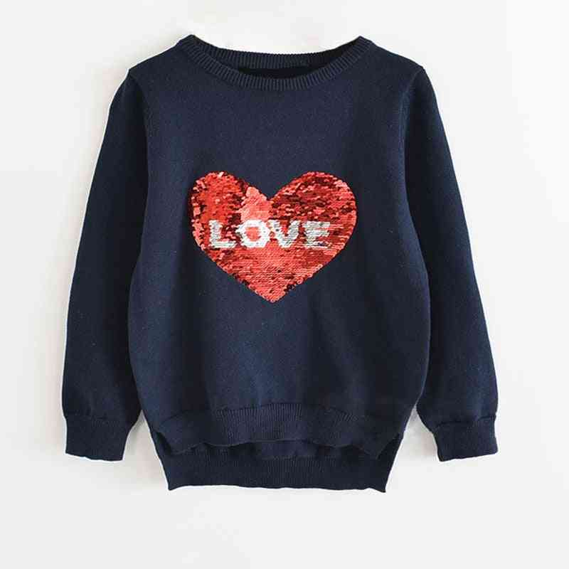 Soft Cartoon Pullover Sweater For,s Knitting Clothes