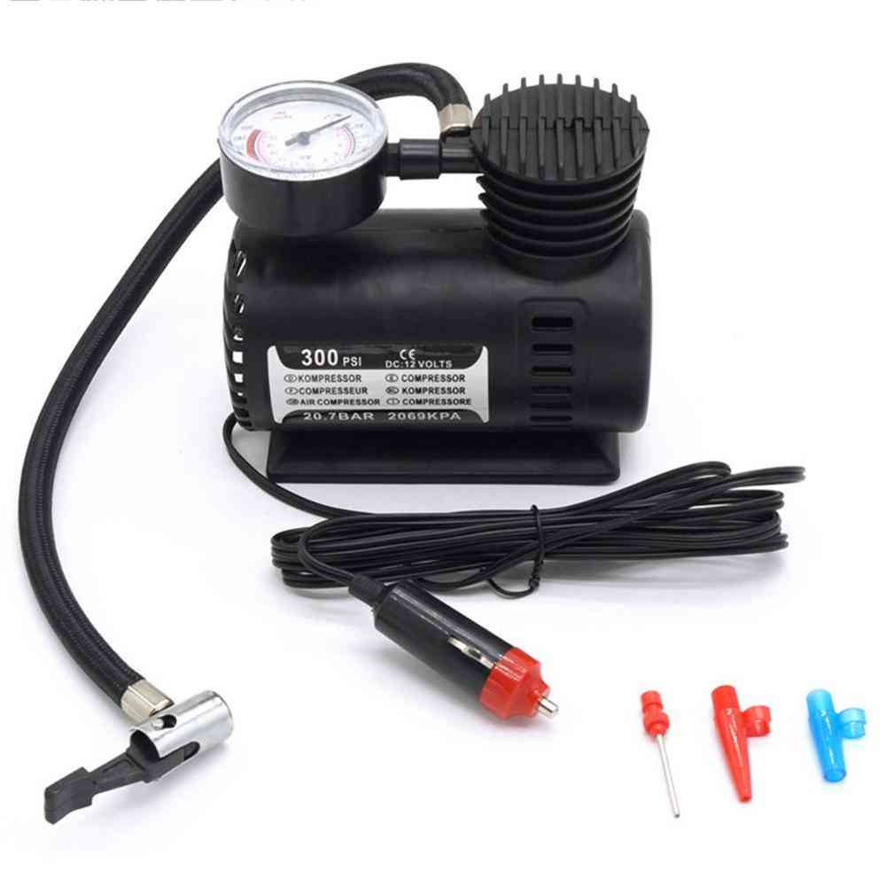 Portable Mini Air Compressor With Electric Motor