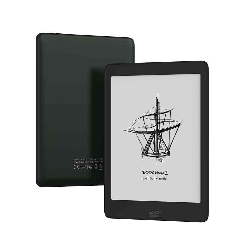 Dual Touch Usb/otg E-reader, E-paper E-ink Tablet