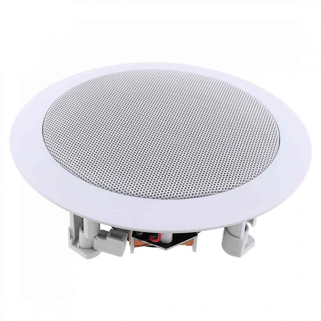 5 Inch 20w Coaxial Fixed In-ceiling Speaker