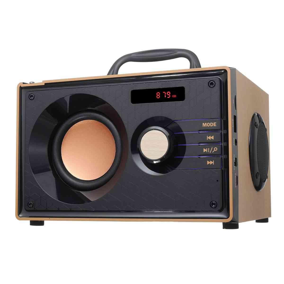 Dc 5v Mini Wireless Bluetooth Speaker With Heavy Bass Stereo