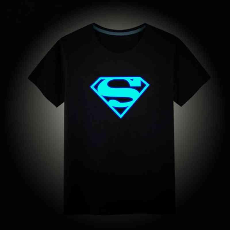 Boys / Luminous Short Sleeves T-shirts, Tops