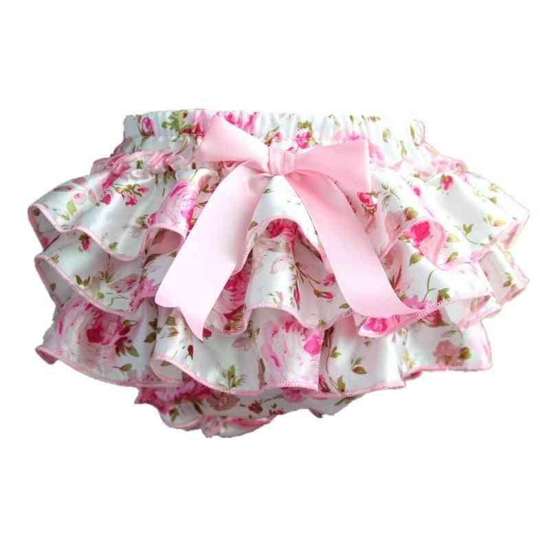 Baby Bloomers Diaper Cover, Tutu Ruffled Panties Short