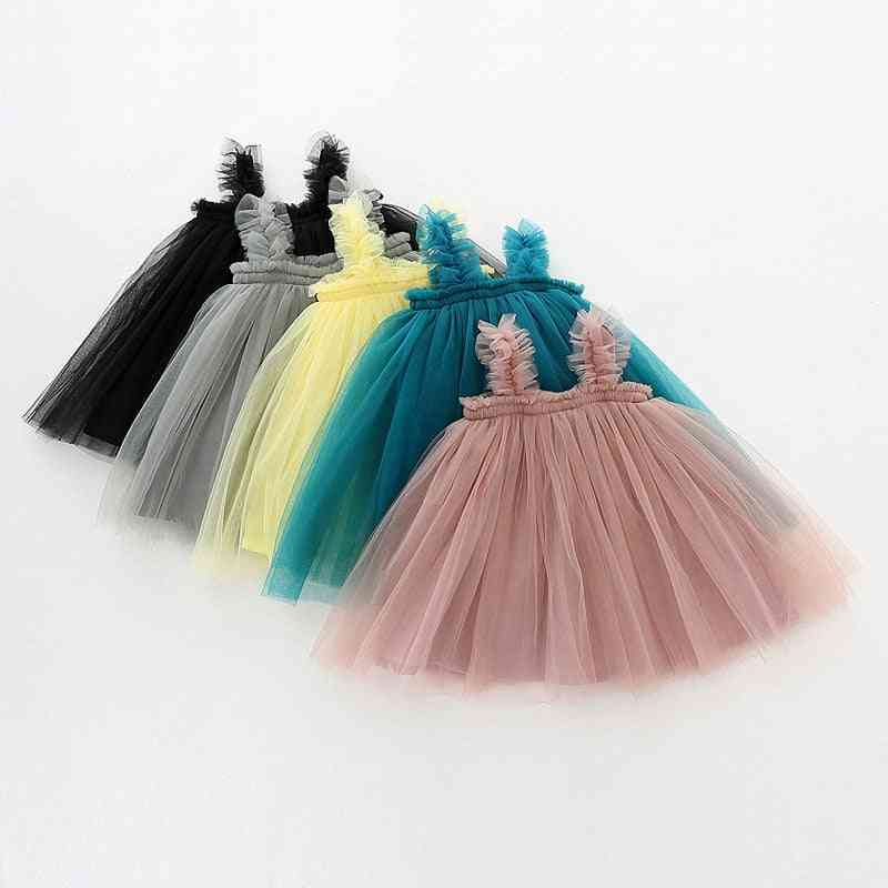 Baby, Sleeveless, 1st Birthday Party Dress For Cute Clothing