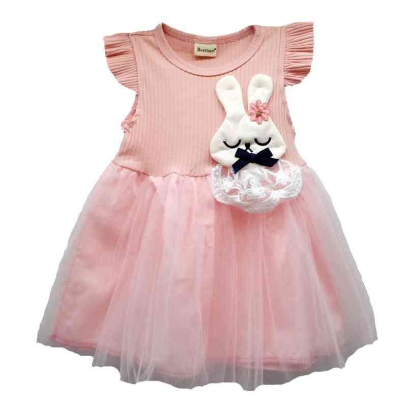 Newborn Baby Autumn Cotton, Yarn Party Dresses