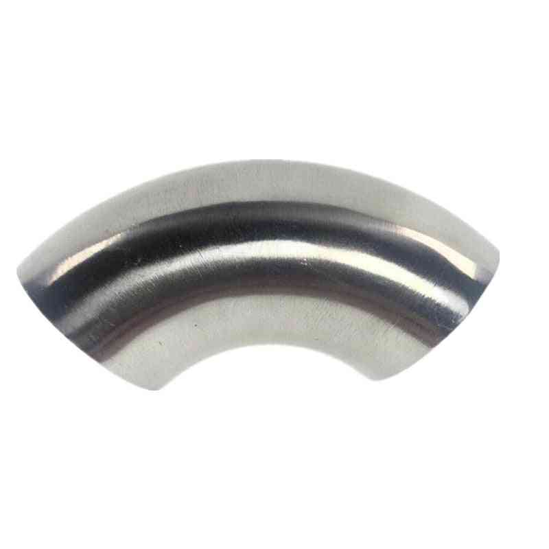 304 Stainless Steel Elbow Type- Sanitary Welding Pipe Connection Fittings