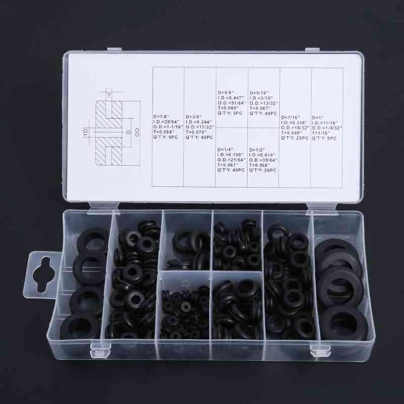 Rubber Grommets-ring Set