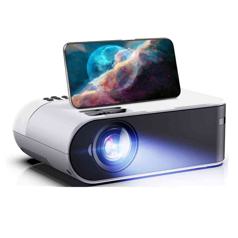 Mini Projector Portable Wifi Android  Smart Phone 3d Beamer