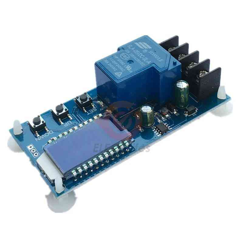 10a 30a 6-60v Lead-acid Lithium Battery Charger Control Module Board