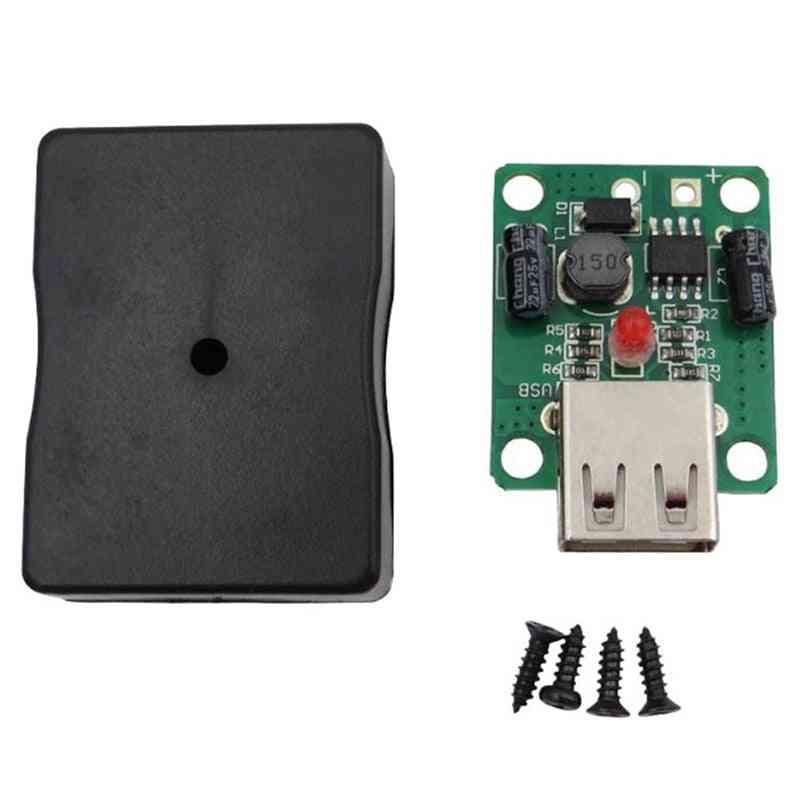 Max Usb Charger Regulator For Solar Panel Fold Bag & Phone Charging Power Supply Module